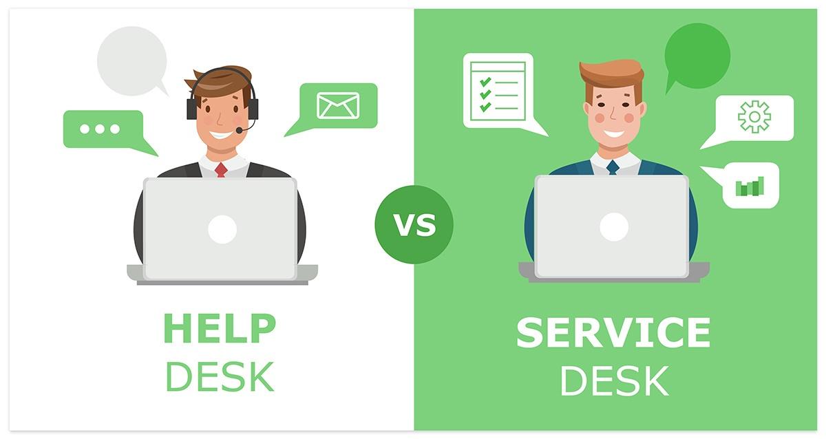 HelpDesk и ServiceDesk. Что это и зачем это нужно вашей компании - 1