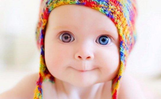 Насколько ребенок способен к познанию, можно определить по его глазам