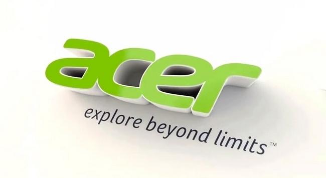 Перестановки в руководстве Acer