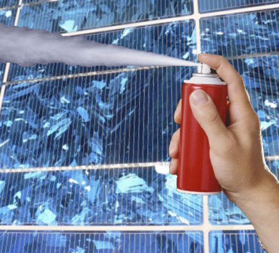 Стены смогут производить «чистое» топливо