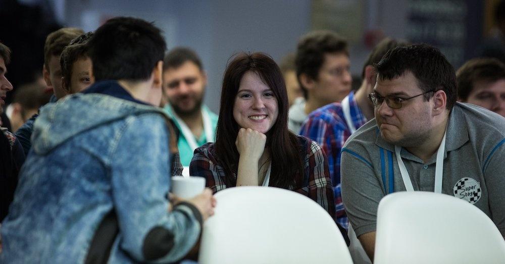 Видеозаписи: Android meetup в офисе Badoo - 1