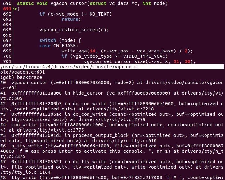 Виртуальные твари и места их обитания: прошлое и настоящее TTY в Linux - 16