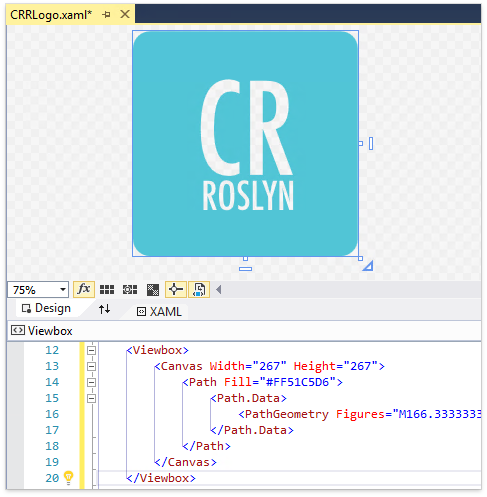 Возможности CodeRush for Roslyn для XAML - 9