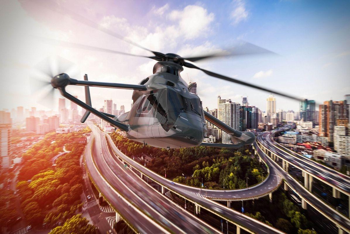 Airbus Racer — вертолет, сочетающий в себе достоинства вертолета и самолета - 2