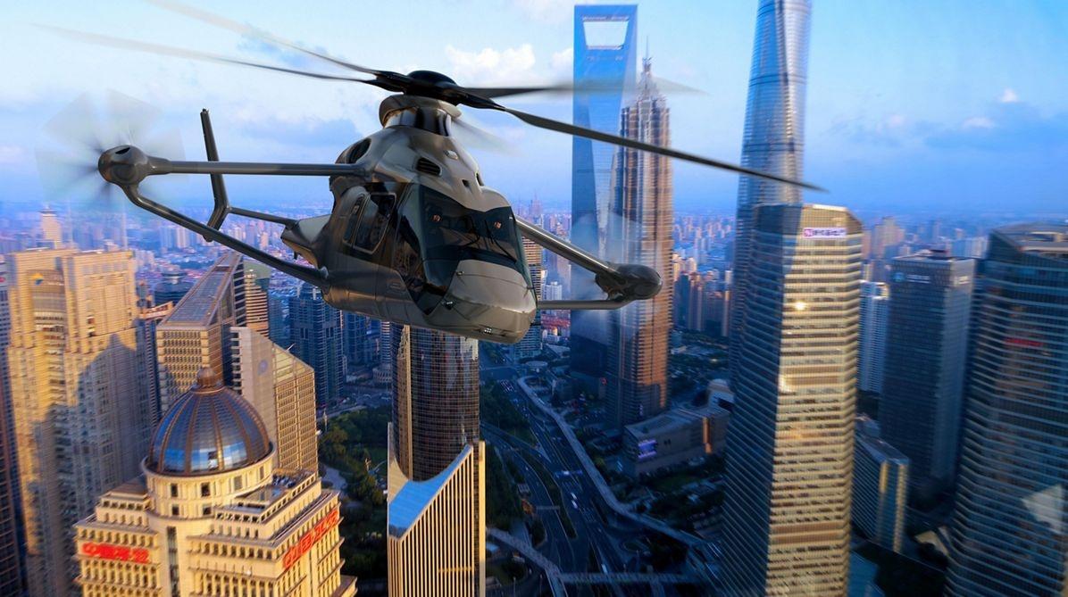 Airbus Racer — вертолет, сочетающий в себе достоинства вертолета и самолета - 4