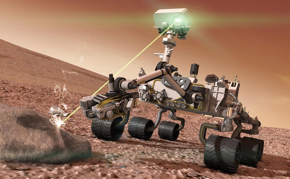 Искусственный интеллект помогает НАСА изучать Марс - 1