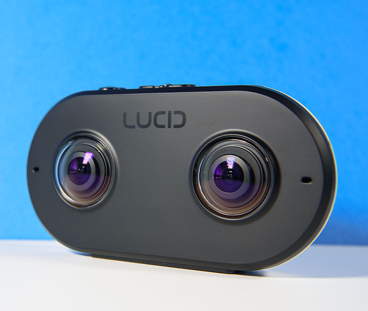 Камера LucidCam стоит $499