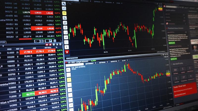 Руководство: как использовать Python для алгоритмической торговли на бирже. Часть 1 - 1