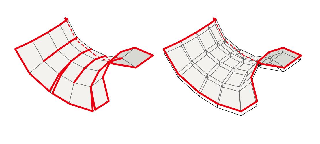 Создан алгоритм, генерирующий инструкции по складыванию оригами любой формы - 3