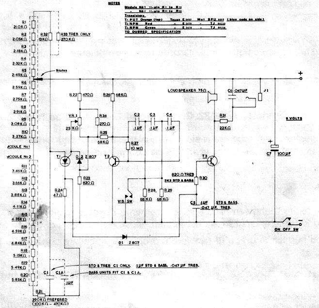 Стилофон – воскресший хит 70-х или «сенсорный» кошмар Дэвида Боуи - 2