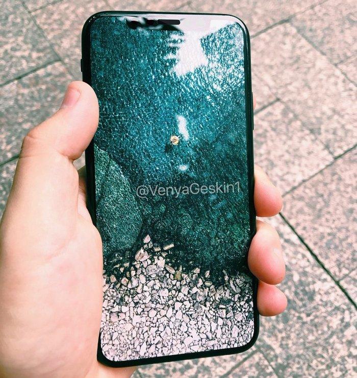 Инсайдеры показали, как будет выглядеть смартфон iPhone 8