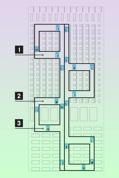 Первый в мире лифт без тросов движется вертикально и горизонтально - 1