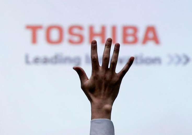 Toshiba спешит подписать соглашение до ежегодного собрания акционеров, намеченного на 28 июня