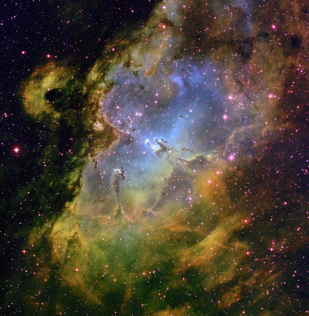 Спросите Итана: сколько из видимых на небе звёзд на самом деле существует? - 7