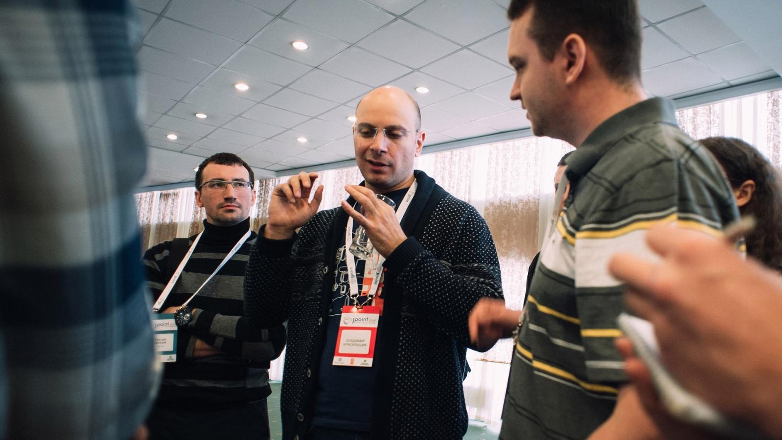 SmartData — новая конференция по большим и умным данным от JUG.ru Group - 10