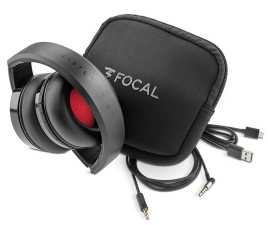 При крупных размерах гарнитура Focal Listen Wireless все еще рассчитана на мобильное использование