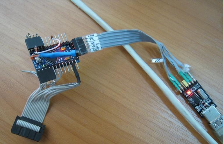 Как сделать очень заметный информер из светодиодного модуля для наружной рекламы и Arduino - 6