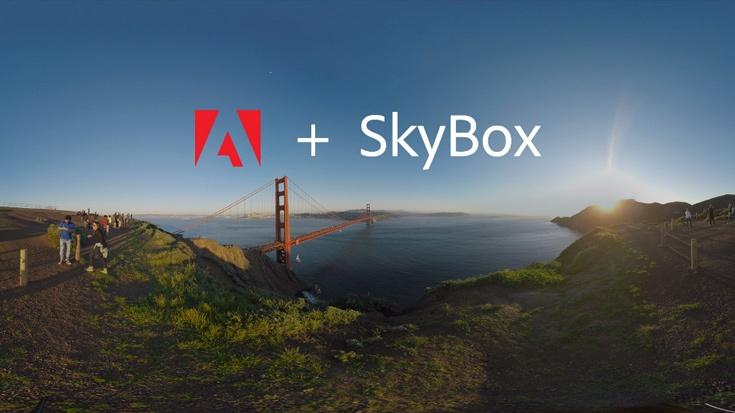 Пакет подключаемых модулей Mettle SkyBox планируется встроить в Adobe Creative Cloud