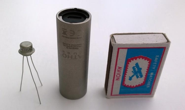 Мелисса и ДСП в газовой камере с Atmotube - 4