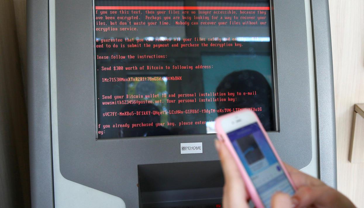 Очередная атака криптовымогателя парализует крупные компании - 1