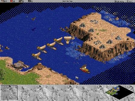 Постмортем Age of Empires - 4