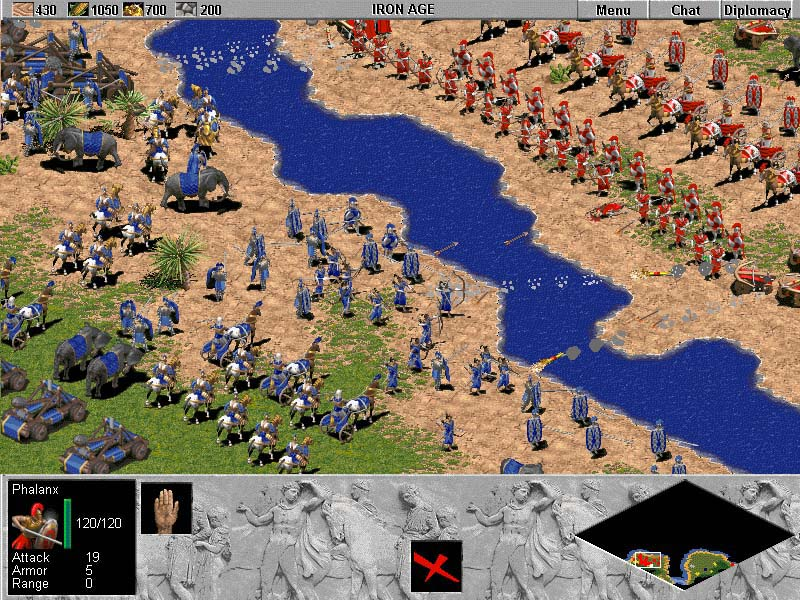 Постмортем Age of Empires - 1