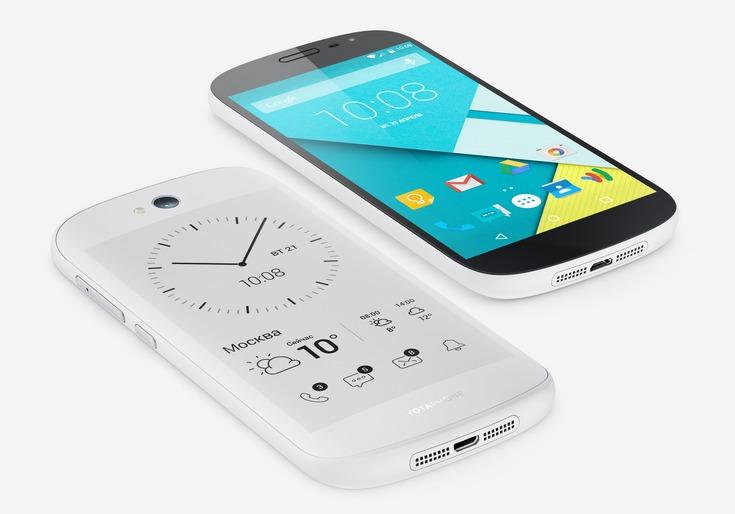 Подтверждены параметры YotaPhone 3