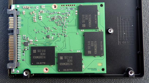Samsung 850 Pro позволил записать 9,1 ПБ данных