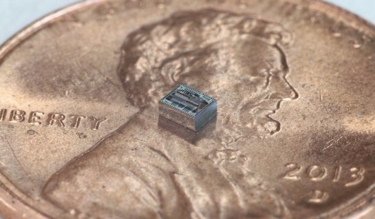 Ученые создали «плоскую» камеру