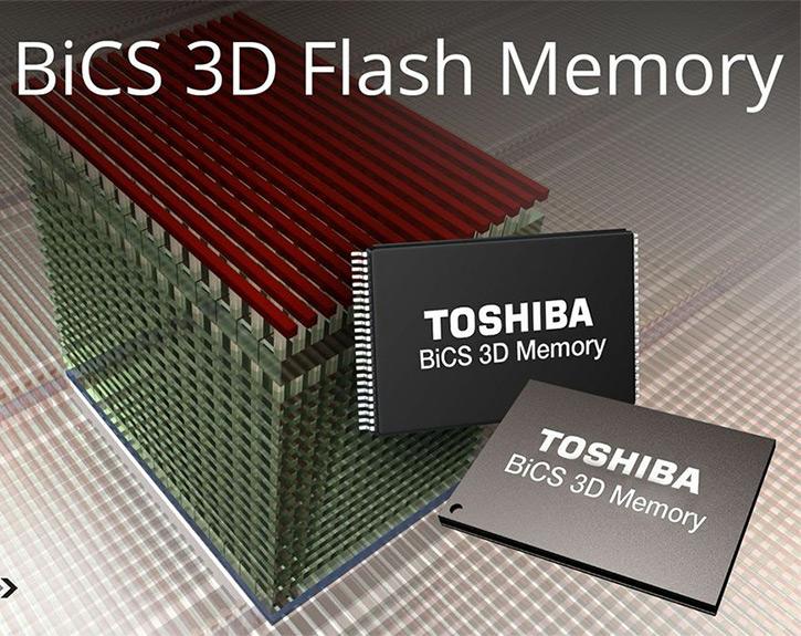 Новая память подходит для потребительских и корпоративных SSD, смартфонов, планшетов и карт памяти