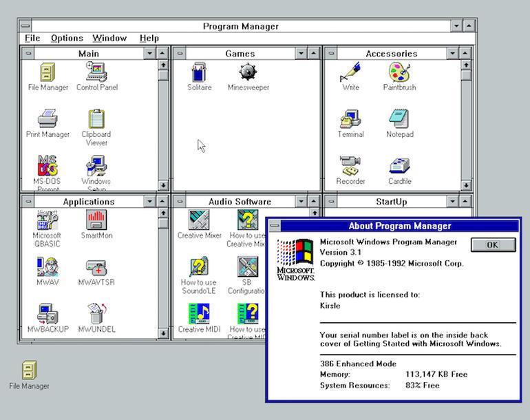 На борту нового британского авианосца работает Windows XP - 4