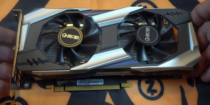 Адаптер Nvidia P106-100 выдаёт 20 мегахешей без разгона