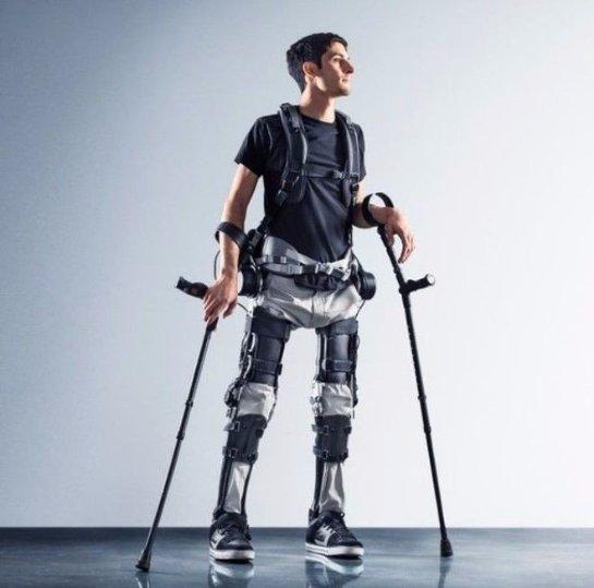 В Китае создали экзоскелеты, оптимизированные под каждого человека