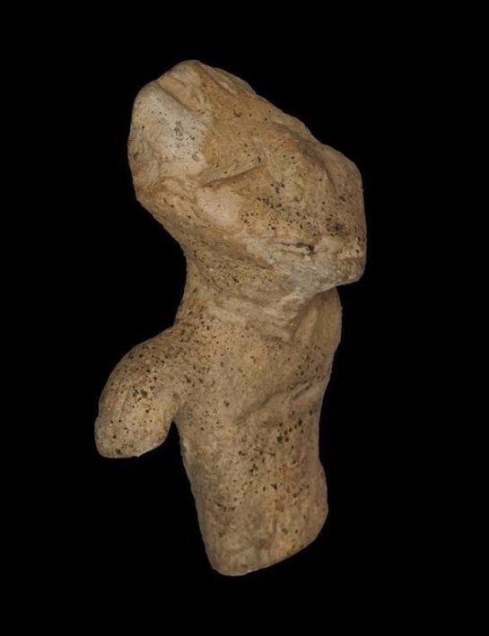 В Польше ученые нашли фигурку человека возрастом семь тысяч лет