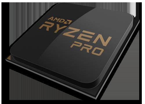 AMD выпустила процессоры Ryzen Pro для бизнеса