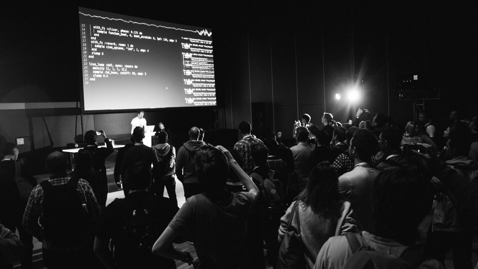 Конференции для разработчиков как путь в Senior? И что, работает? - 3