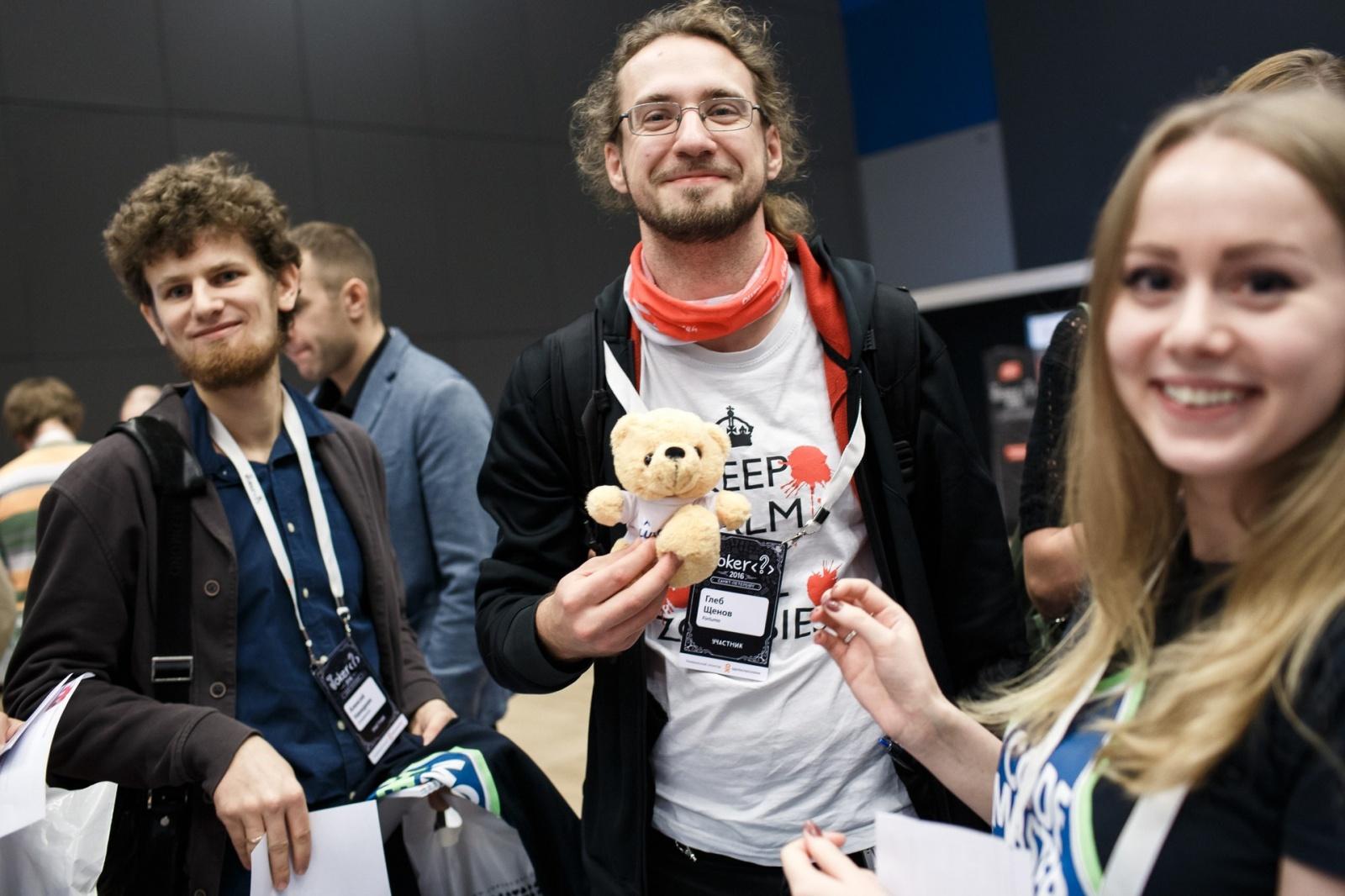 Конференции для разработчиков как путь в Senior? И что, работает? - 1