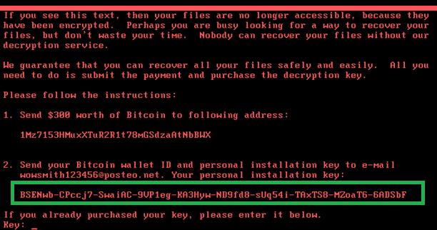 Криптовымогатель Petya на самом деле уничтожает данные пользователя, слать деньги бессмысленно - 2