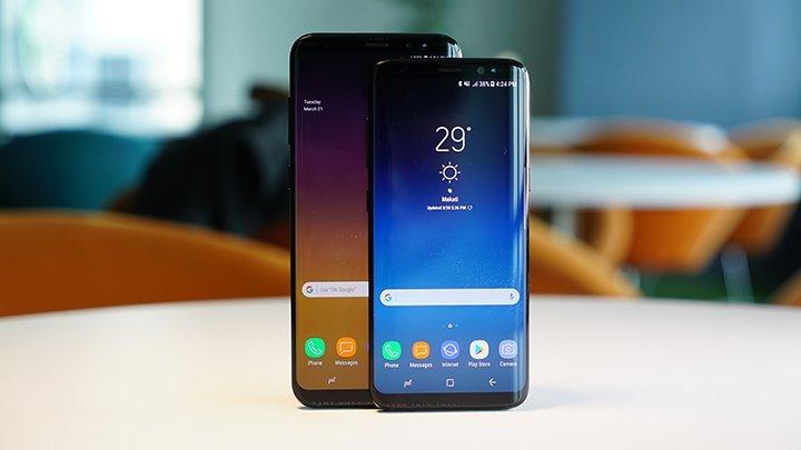 Международные версии Samsung Galaxy S8 и S8+ подешевели на 26%