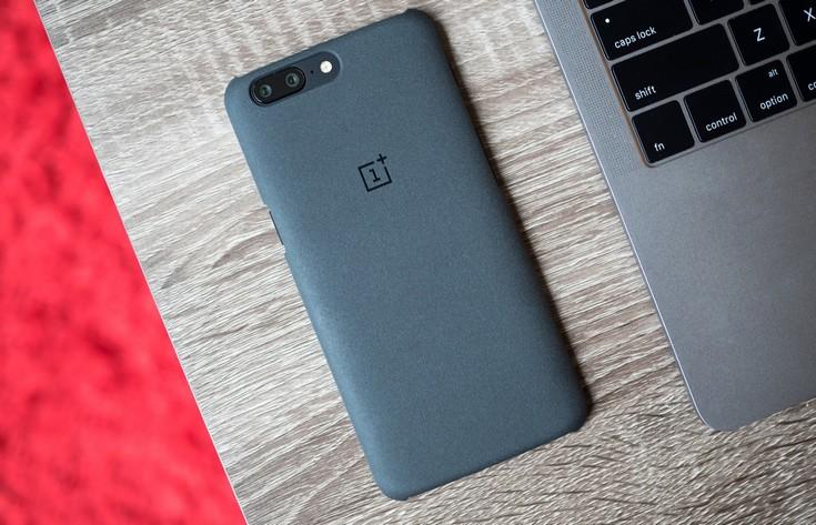 На OnePlus 5 нашли желейный эффект