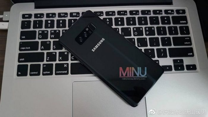 Опубликованы новые изображения планшетофона Samsung Galaxy Note 8