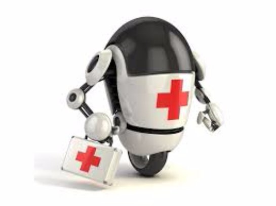 Роботы-врачи делают сложные операции без шрамов