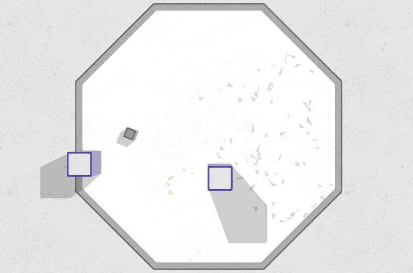 Усатый стрелок с полигональным пузом. Часть вторая - 18