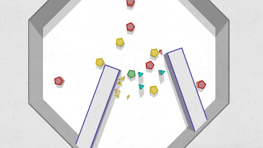 Усатый стрелок с полигональным пузом. Часть вторая - 1