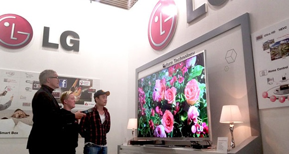 LG Electronics избавилась от направления телевизионных приставок