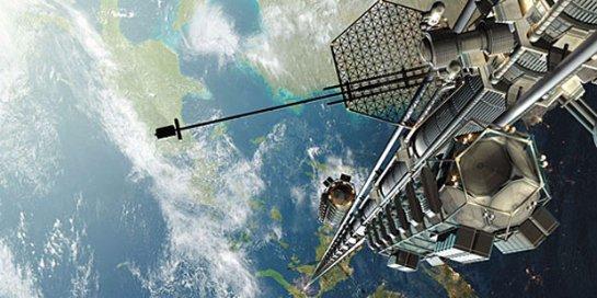 К 2050 году будет построен лифт к космосу