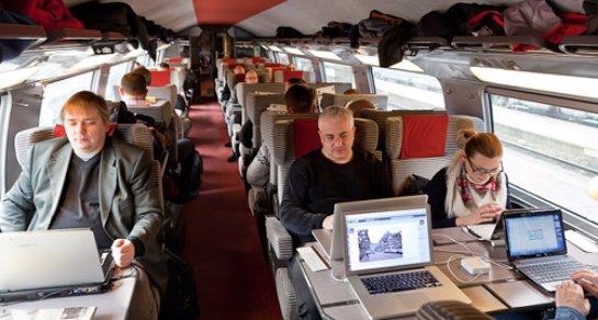 Качественный WiFi в самолетах Европы будет доступен в скором времени