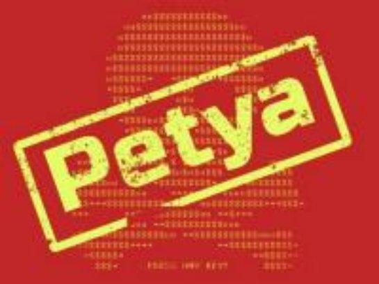 Назван источник вируса Petya.A