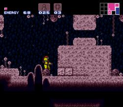 Невидимая рука Super Metroid - 10