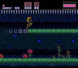 Невидимая рука Super Metroid - 11